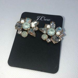 Stunning J. Crew Jcrew statement earrings